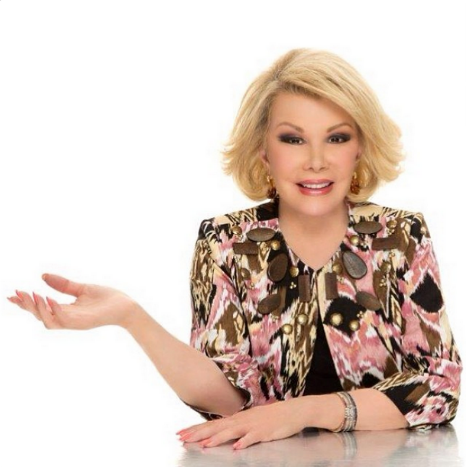 RIP JOAN RIVERS: A Silk Mix Tribute To The Late Comedian [LISTEN]