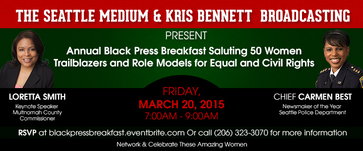 Join Us for the Annual Black Press Breakfast: Saluting 50 Women Trailblazers
